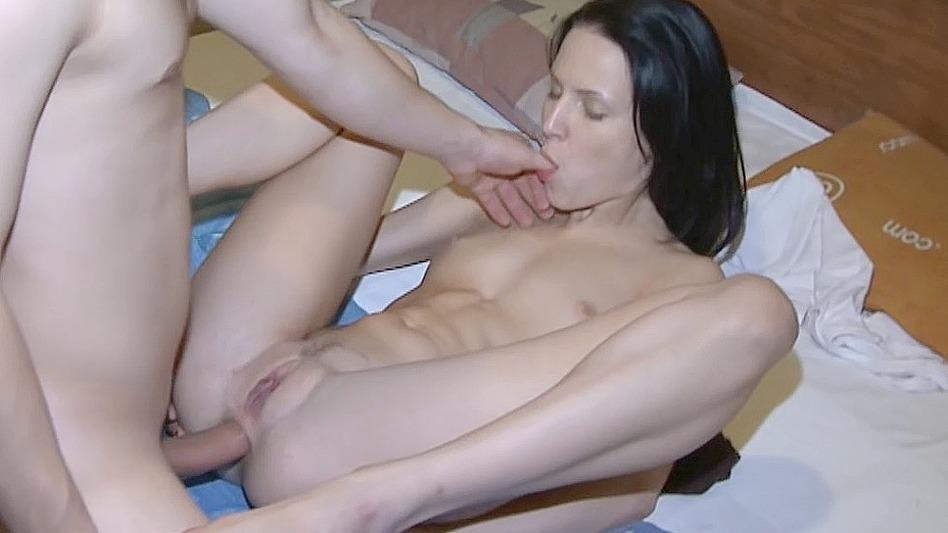 Deep throat sex blowjob